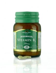 Nature's Own Vitamin B6
